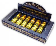 Ароматическое масло - Духи Изысканный Сандал 2,5 мл, Песня Индии, Song of India, R.Expo, Precious Sandal, Natural Fragrant Oil,