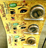 Каджал Мумтаз Делюкс Дефайнер Халяль, Mumtaz Delux Kohl Eye Definer, Сурьма для глаз, Khojati Halal, Аюрведа Здесь