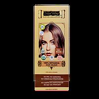 Краска Долина Инда 100% натуральная и органическая, Пепельно Русый (120 грм), 100% Botanical Hair Colour Ash Blond, Indus Valley