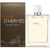 Парфюмированная вода Hermes Terre D'Hermes Eau Tres Fraiche