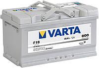 Аккумулятор Varta Silver Dynamic (F18) 85A/h 800A R+, EU (585200080)