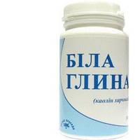 Белая глина (Коалин пищевой)