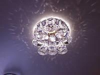 Точечный светильник Feron 1527 LED с подсветкой, фото 1
