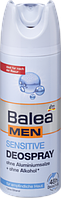 Дезодорант-антиперспирант Balea Men Deospray Sensitive 200ML