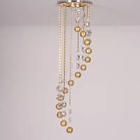 Встраиваемый светильник CL 1962 Ultralight (подвес) золото, фото 1