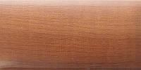 Мебельный профиль Т/30 кальвадос текстура с обхватом