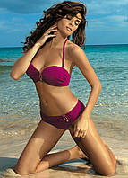 Модный, стильный и эффектный купальник т.малиновый(snob), S