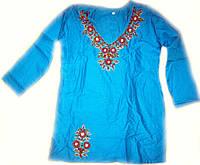 Блуза женская в восточном стиле