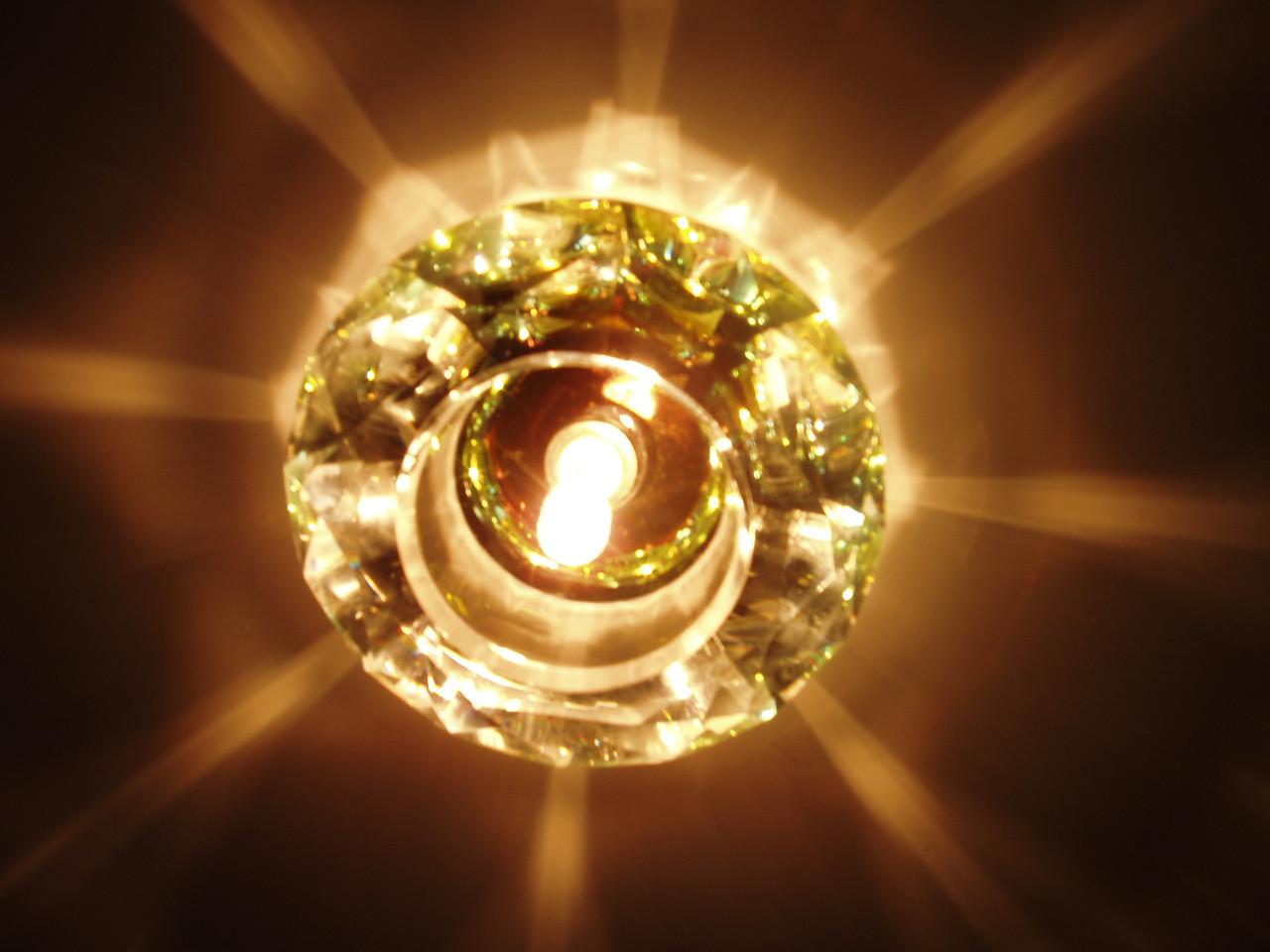 Встраиваемый светильник 6098В, фото 1