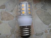Светодиодная LED лампа кукуруза (Е27, Е14) 4W 24 led 5050