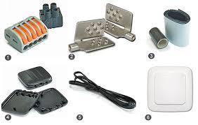 Комплект для подключения пленки Стандарт без провода