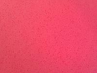 Фоамиран СВЕТЛО-КРАСНЫЙ, 60x70 см, 0.8-1.2 мм, Иран (ПОВЫШЕННАЯ ПОРИСТОСТЬ!)