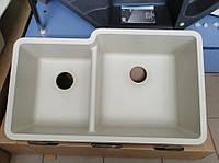 Гранитная мойка под столешницу AquaSanita Arca SQA 230 L/R (колорадо)