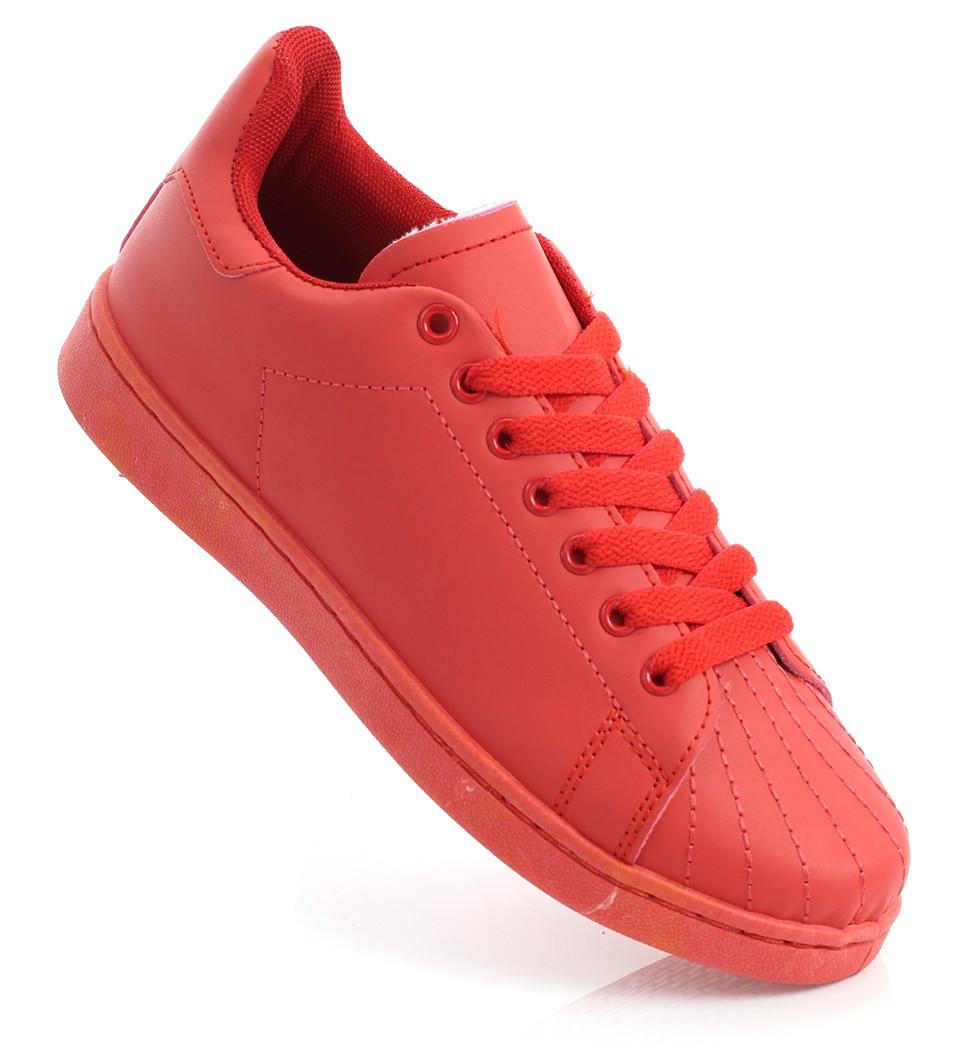 Женские кроссовки Алла Красный