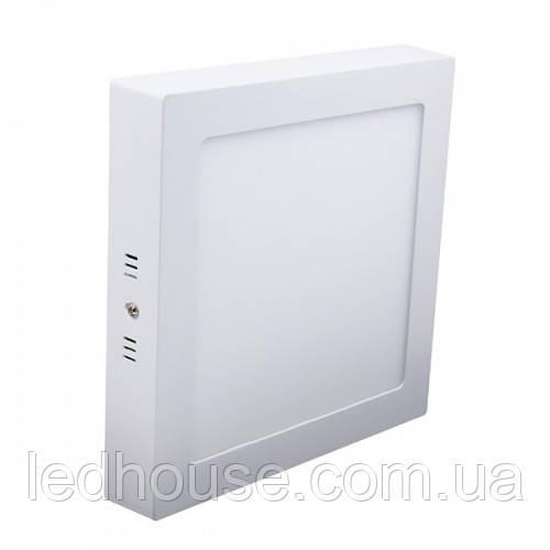 Светодиодная панель квадратная-6Вт (120x120)
