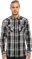 Рубашка Buffalo David Bitton Sabuchot, S, Cannon Combo, BM15446