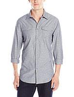 Рубашка Calvin Klein Jeans, L, Black, 41LW116-010