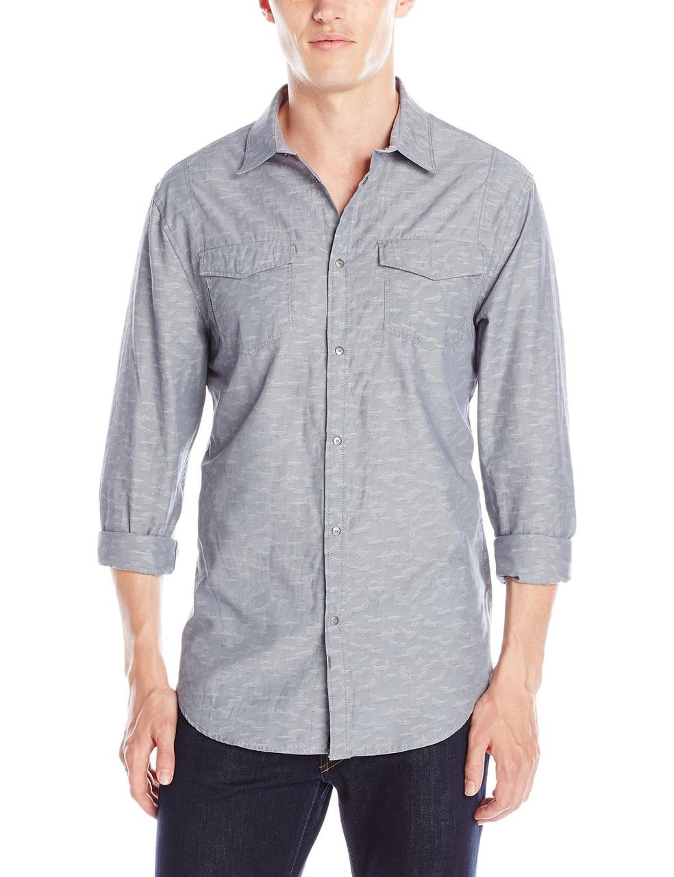 Рубашка Calvin Klein Jeans, XL, Black, 41LW116-010