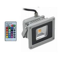 Светодиодный прожектор СП 10Вт RGB