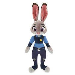ДИСНЕЙ Джуди Хоппс зайка мягкая игрушка 38см Зверополис / Judy Hopps Plush Zootopia Disney