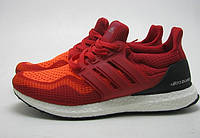 Adidas Ultra Boost red-orange