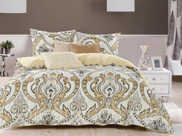 Комплект постельного белья двухспальнвй евро