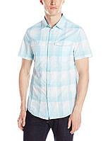 Рубашка Calvin Klein Jeans, XXL, Serenity, 41LW107-057