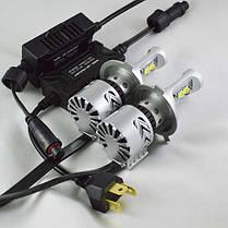 Комплект LED ламп в основные фонари, Цоколь Н4, серия G8, 36W, 6000 Люмен/Комплект, фото 2