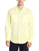 Рубашка Calvin Klein Jeans, L, Shadow Lime, 41LW101-732, фото 1