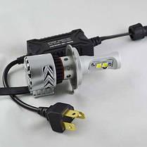 Комплект LED ламп в основные фонари, Цоколь Н4, серия G8, 36W, 6000 Люмен/Комплект, фото 3