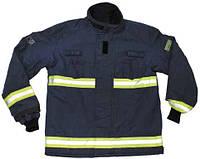 """Куртка пожарных Великобритании огнеупорная с мембраной Gore-Tex, """"Ballyclare NIF14"""", б/у"""