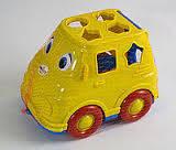 Детская игрушка Микроавтобус-сортер Орион 195