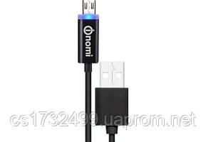Адаптер/кабель Nomi DCL 10m USB micro 1м Black
