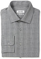 Рубашка Calvin Klein, N15.5 S34/35, Steel Gray, 33K2875037