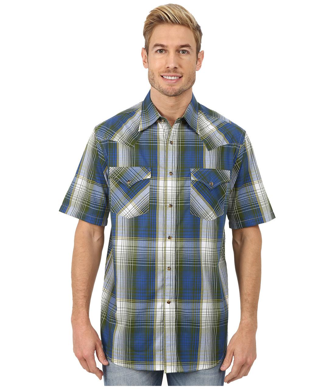 Рубашка Pendleton, M, Blue/Green, DA069-66905-R