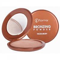 Пудра Flormar Bronzing Powder
