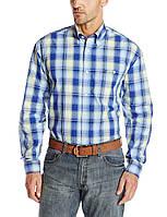 Рубашка Wrangler 20X, L, Blue/Green, MJ2597M, фото 1