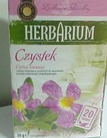 Чай пакетированный  Herbarium Czystek 20пак