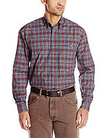 Рубашка Wrangler 20X, L, Red/Black/Blue, MJ2604M