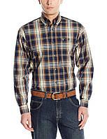 Рубашка Wrangler 20X, L, Teal/Black/Grey, MJ2600M