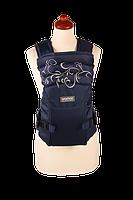 Рюкзак кенгуру переноска для детей Sunny 12 Zafiro темно-синий, Womar
