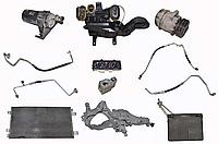 Комплект кондиционера б/у 2.5DCi на Renault Master, Opel Movano, Nissan Interstar год 2003-2010