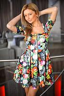 Платье -  SC8013