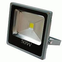 Светодиодный прожектор LED-Tec 50W Slim, фото 1
