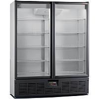 Шкаф холодильный Ариада R1400 VS (стеклянные двери)