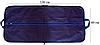 Чехол\кофр для одежды с ручками 60*130 см (синий), фото 2