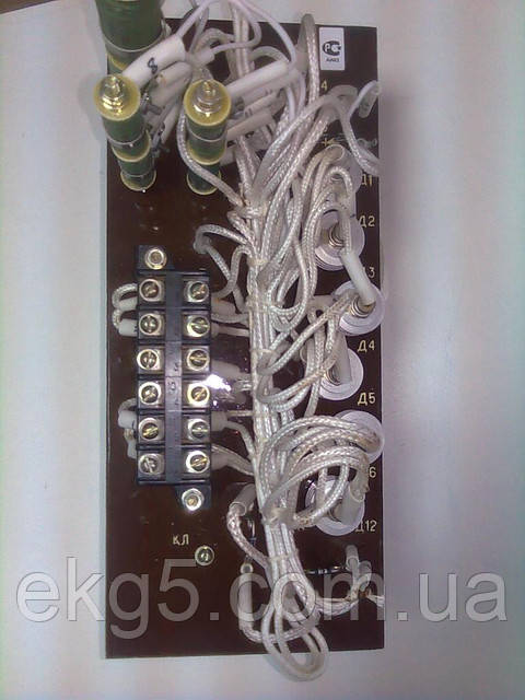 Блок токовой отсечки БТОВ ЭКГ-5(запчасти экскаватору ЭКГ-5)