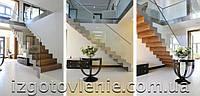 Изготовление лестниц под заказ в Днепропетровске, артикул 01-01-0001