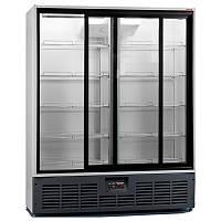 Холодильный шкаф R1400 MC Ариада (стеклянные двери)