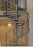 Лестницы от производителя на заказ, артикул 01-01-0004